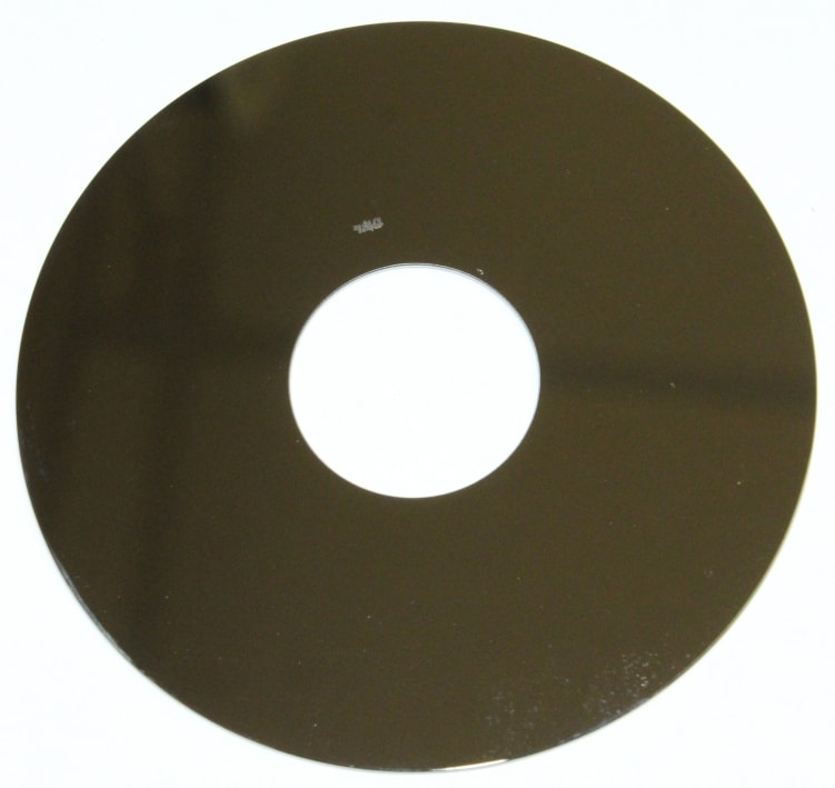 Micromarking on disk